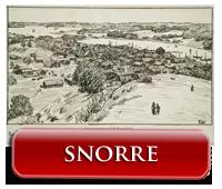 Erik Werenskiolds Snorre-illustrasjon fra Slottsfjellet er til salgs! Trykket er i originalstørrelse, ca. 11 x 16 cm og trykket av Cicero Grafiske på kvalitetspapir. Prisen er kr. 200.- pr. stykk.